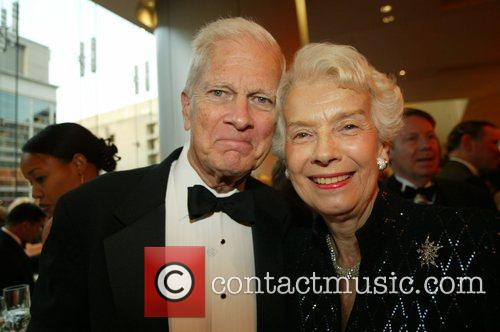 Guests The opening gala for the Harmen Center...