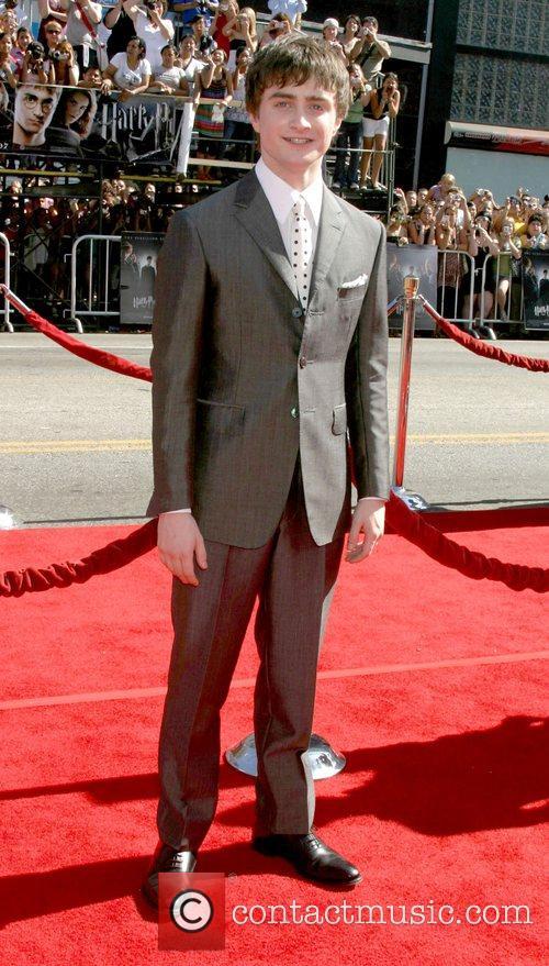 Daniel Radcliffe, Grauman's Chinese Theatre
