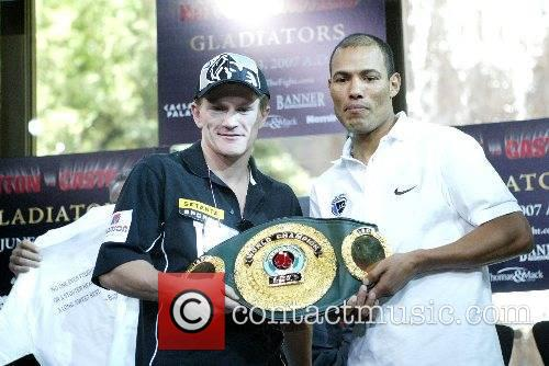 Ricky 'Hitman' Hatton will be defending his IBO...