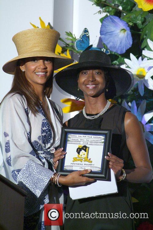 Tracy Mourning and Frances Thompkins 6th annual 'Hats...