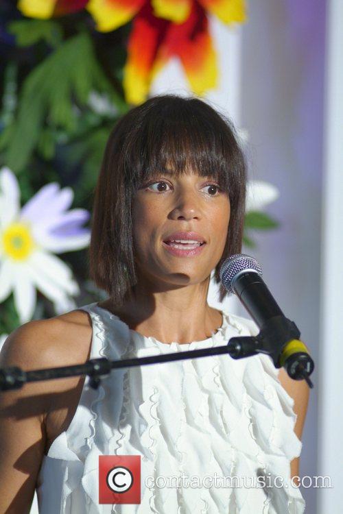 Veronica Webb 6th annual 'Hats Off Lucheon' Miami,...