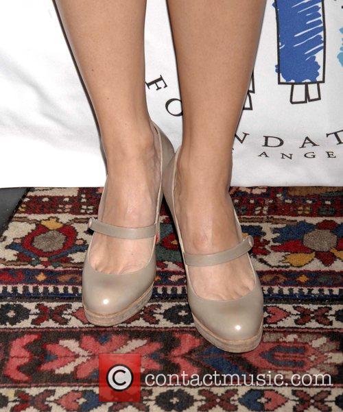 Jennifer Garner's shoes 10th Annual 'I Have a...