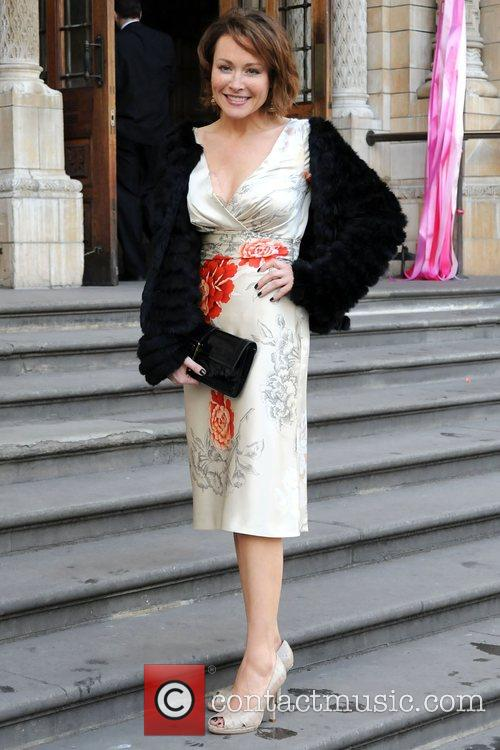 Amanda Mealing Breast Cancer Haven's Blush Ball at...