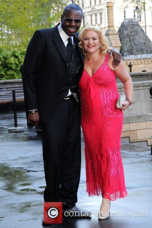 Ben Ofoedu and Vanessa Feltz Breast Cancer Haven's...
