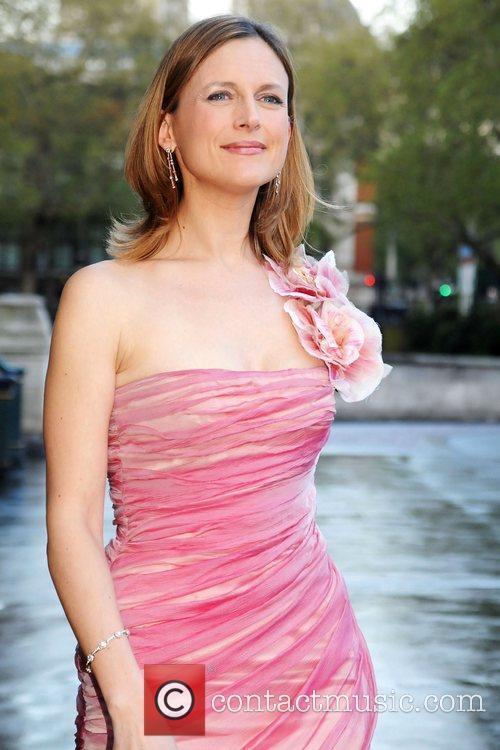 Katie Derham Breast Cancer Haven's Blush Ball at...