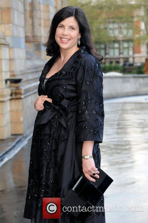 Kirstie Allsopp Breast Cancer Haven's Blush Ball at...