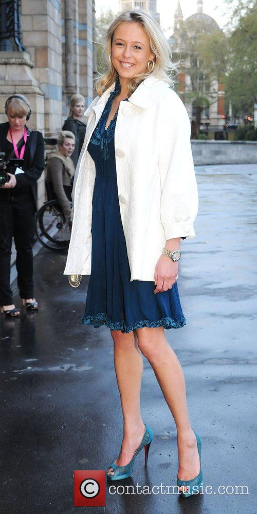Lady Alexandra Spencer-Churchill Breast Cancer Haven's Blush Ball...