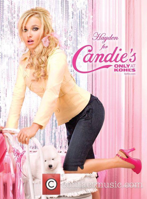'Heroes' star  Hayden Panettiere appears in an...