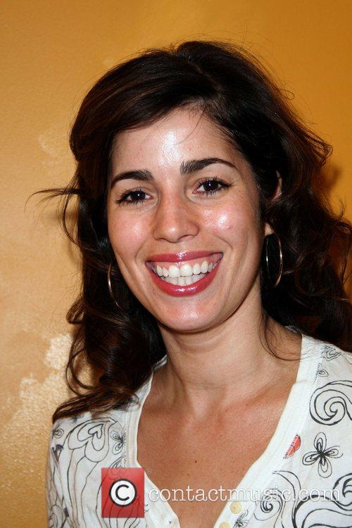 Ana Ortiz The Bruno Kirby Celebrity Reading Series...