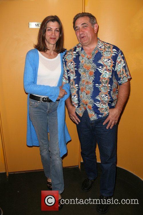 Dan Lauria and Wendy Malik The Bruno Kirby...