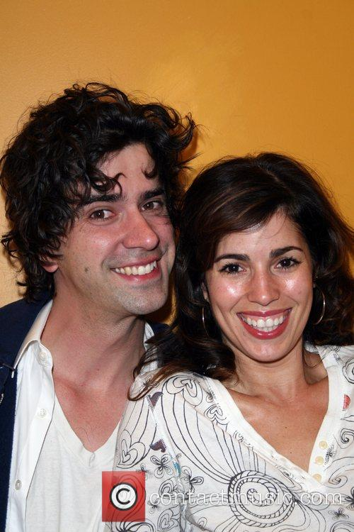 Hamish Linklater and Ana Ortiz The Bruno Kirby...