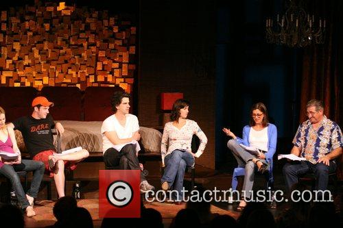 The Bruno Kirby Celebrity Reading Series at The...