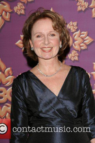 Kate Burton and Hbo 1