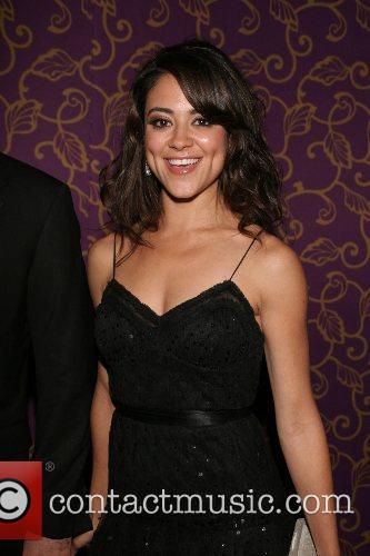 Camille Guaty and Hbo 7