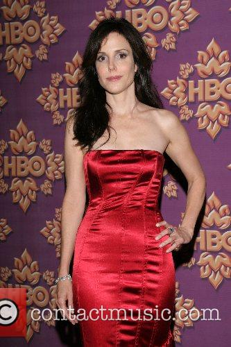 Mary-Louise Parker HBO's Post Award Reception following the...