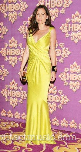 Minnie Driver HBO's Post Award Reception following the...