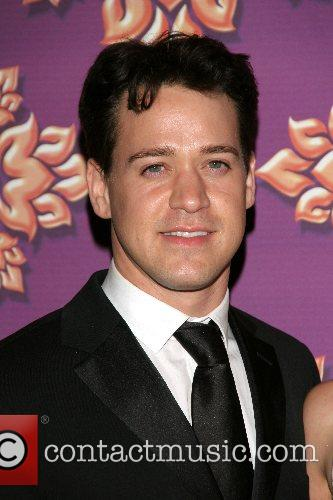 T.r. Knight and Hbo 2