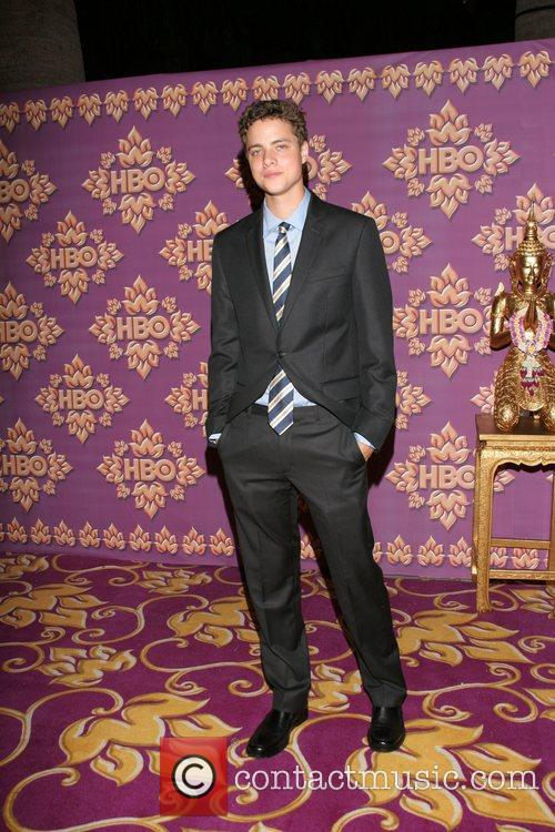 Douglas Smith and Hbo 2