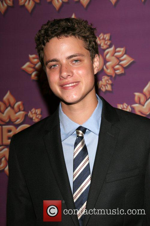 Douglas Smith and Hbo 1