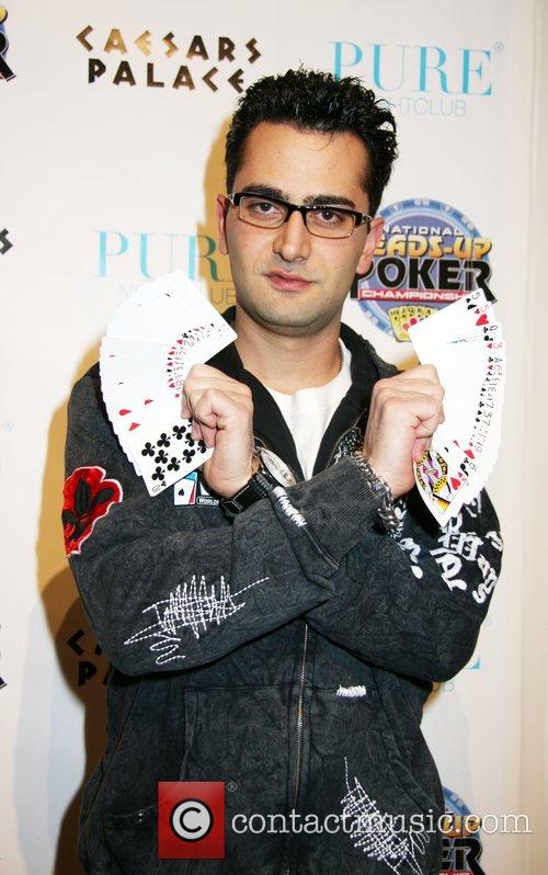 Antonio Esfandiari The 4th Annual Heads Up Poker...