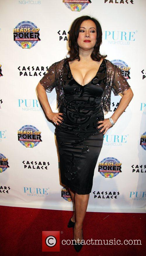 Jennifer Tilly The 4th Annual Heads Up Poker...
