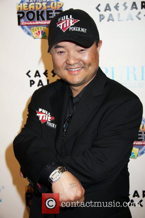 Jerry Yang The 4th Annual Heads Up Poker...