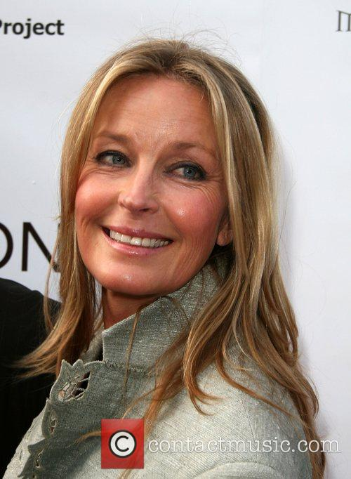 Bo Derek The Heart touch project - arrivals...