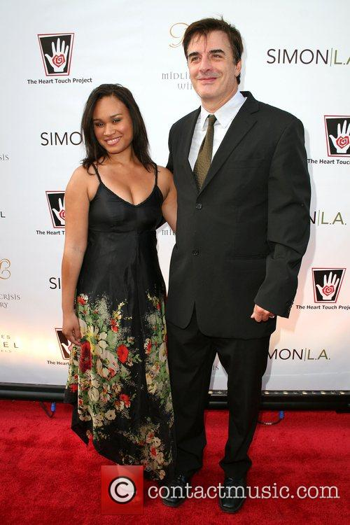 Chris Noth and guest The Heart touch project...