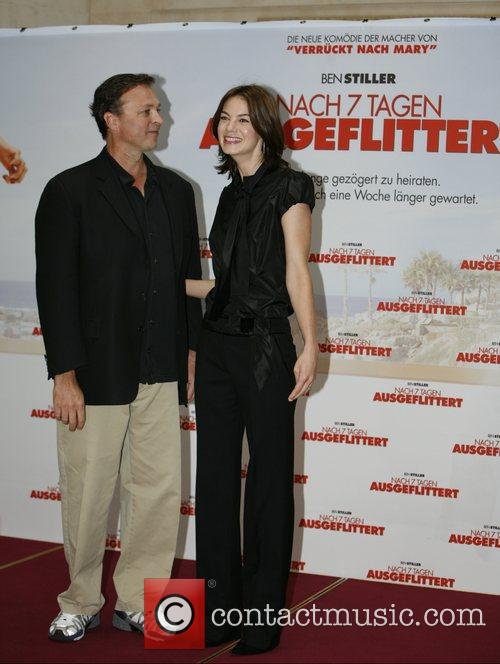 Bobby Farrelly, Michelle Monaghan Photocall for