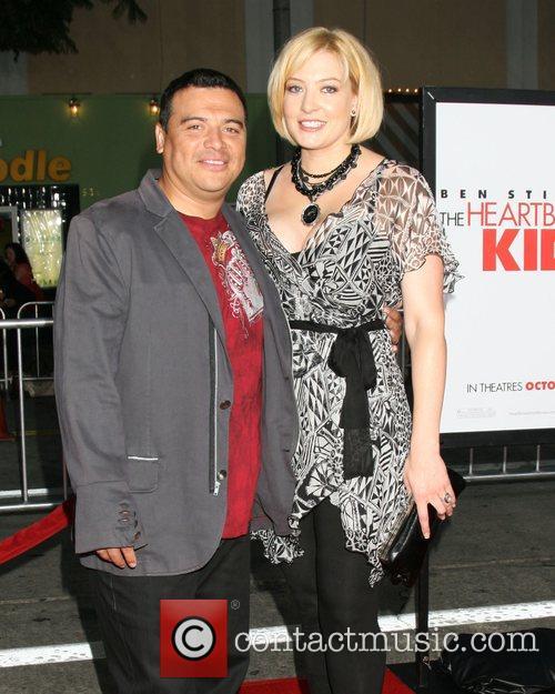 Los Angeles film premiere of 'The Heartbreak Kid'...