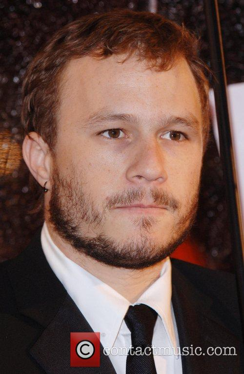 Heath Ledger, Odeon Leicester Square, BAFTA