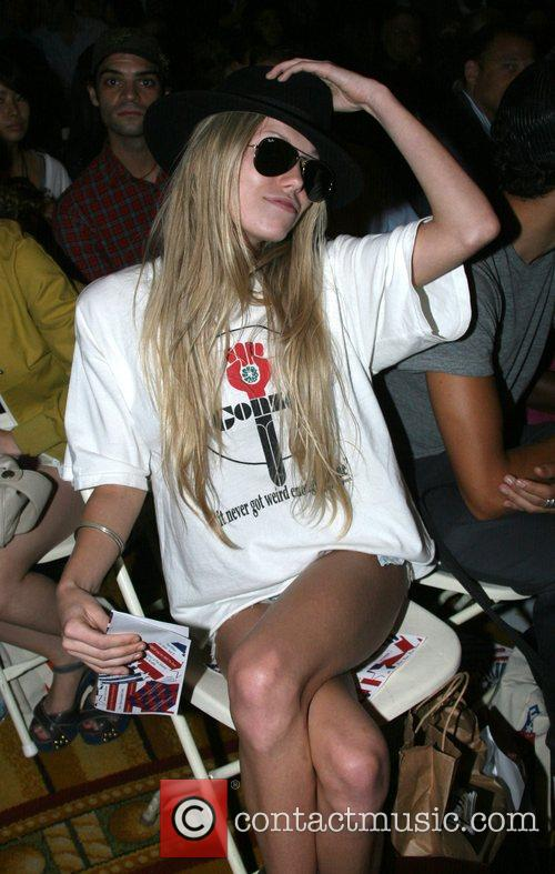 Alexandra Richards Mercedes-Benz Fashion Week New York Spring...