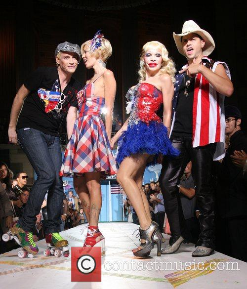 Richie Rich, Jenna Jameson, Amanda Lepore and Traver...