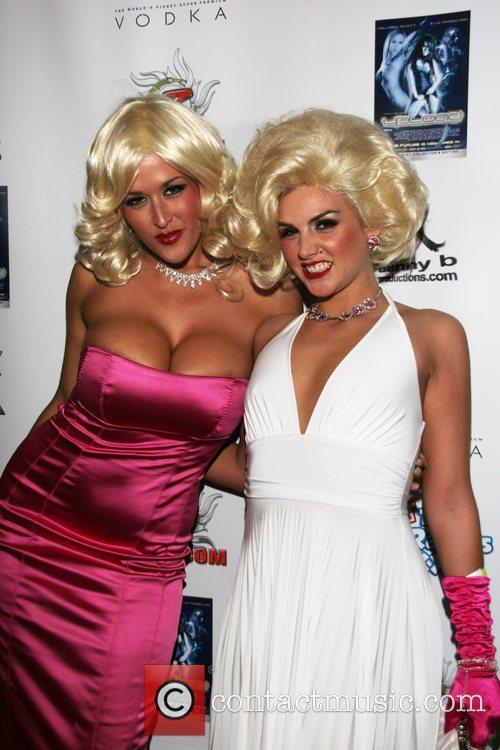 Carmella Bing and Brianna Love Heaven & Hell...