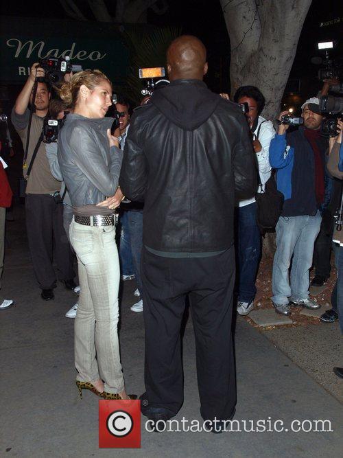 Heidi Klum and Seal 11