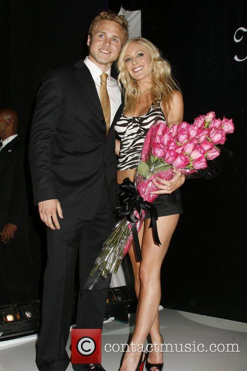 Spencer Pratt and Heidi Montag  Heidi Montag...