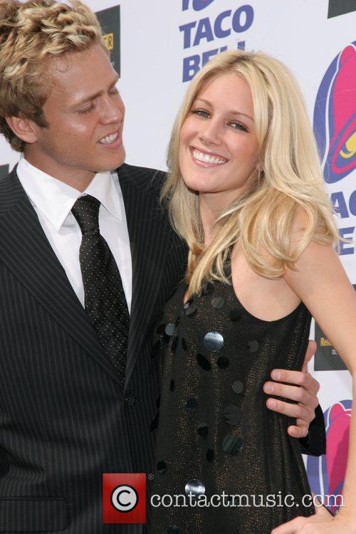 Spencer Pratt and Heidi Montag Heidi Montag and...