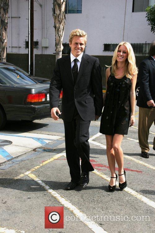 Heidi Montag and Spencer Pratt, stars of MTV's...