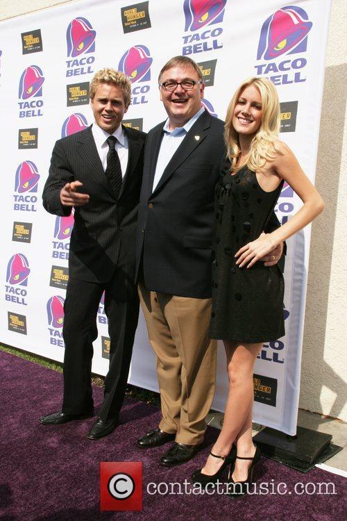 Spencer Pratt, Greg Creed and Heidi Montag Heidi...
