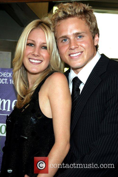Heidi Montag and Spencer Pratt Heidi Montag and...