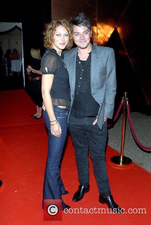 Emma Griffiths and Matt Willis Hell's Kitchen -...