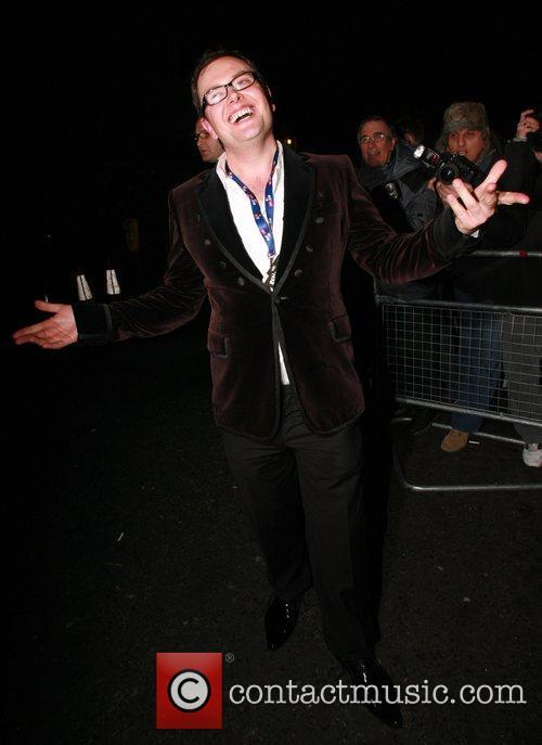 Alan Carr Brit Awards 2008 - Universal/Island Records...