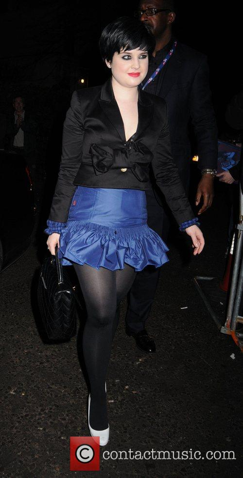Kelly Osbourne leaving the Universal records afterparty for...