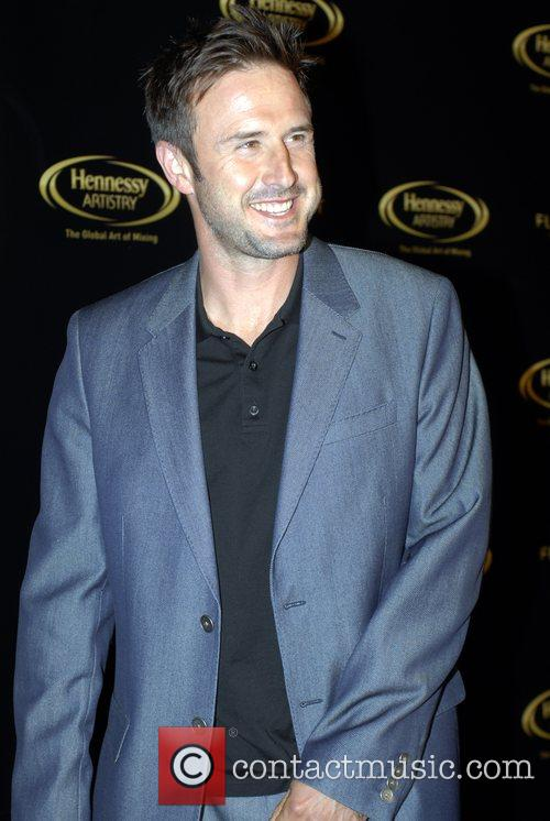 David Arquette The 2007 Hennessy Artistry Concert Tour...