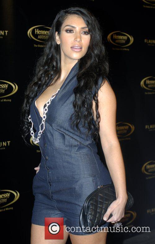 Kim Kardashian, Paramount Studios