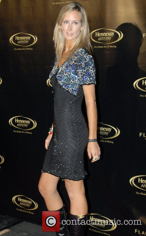 Lady Victoria Hervey The 2007 Hennessy Artistry Concert...