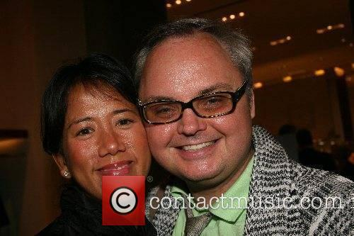 Bernice Kwok-Gabel and Mickey Boardman Hermes Wall Street...