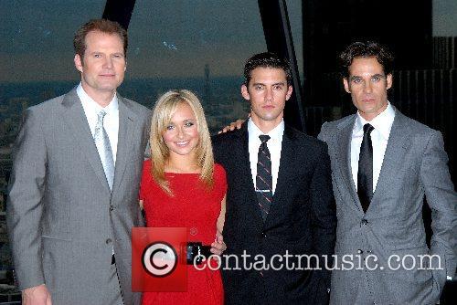Jack Coleman, Hayden Panettiere, Milo Ventimiglia, Adrian Pasdar...