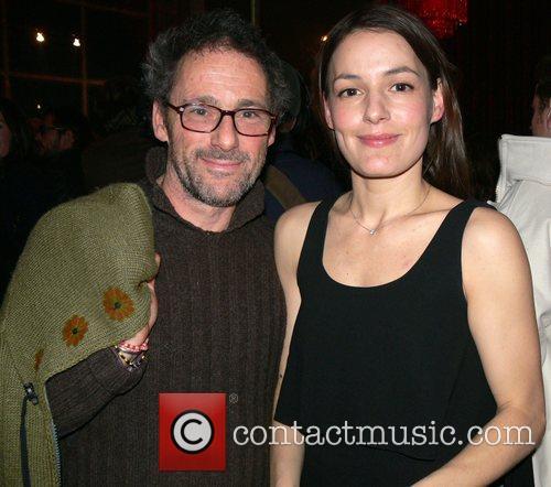 Dani Levy, Nicolette Krebitz Aftershow-party for the premiere...