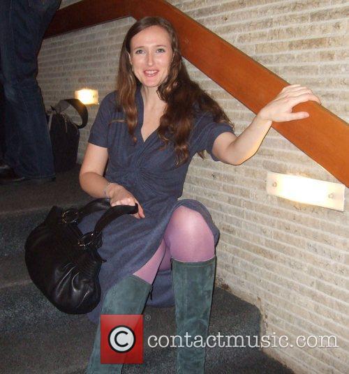 Deborah Kaufmann Aftershow-party for the premiere of Das...